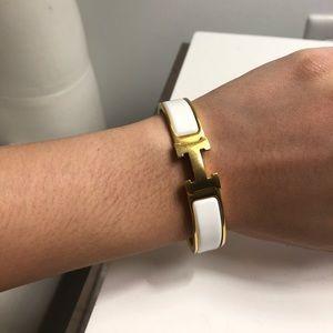 Hermès Clic H Bracelet, PM